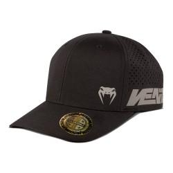 Venum Connect Basecap Black Grey