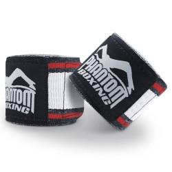 Phantom MT Pro Handwraps Black Red 450cm