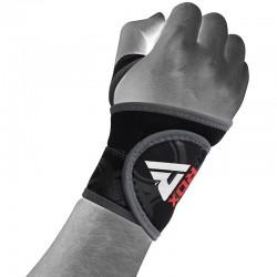 RDX Handgelenkbandage NEO PRENE grau schwarz