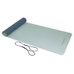 Tunturi TPE Yogamatte 4mm Blau hellblau