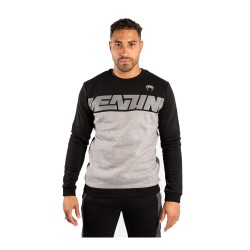 Venum Connect Crewneck Sweatshirt Black Heather Grey