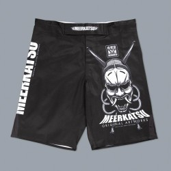 Meerkatsu Demon Mask IBJJF Shorts