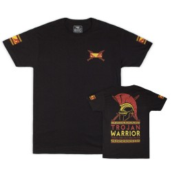 Abverkauf Bad Boy Trojan Warrior T-Shirt Black