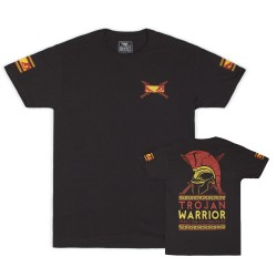 Abverkauf Bad Boy Trojan Warrior T-Shirt Charcoal