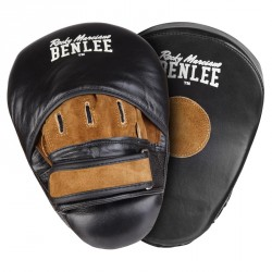 Benlee Moore Trainer Hook and Jab Pads Leather