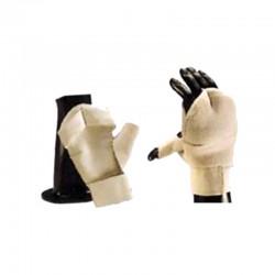 Karate Handschoner Stoff Weiss