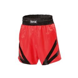 Kwon Thaibox Hose rot schwarz