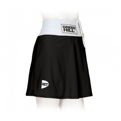 Green Hill Athena Boxing Skirt Schwarz