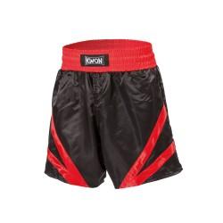 Kwon Thaibox Hose schwarz rot