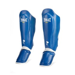 Everlast Thai Shin Instep Guards Blue 840206