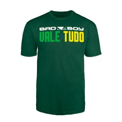 Abverkauf Bad Boy Vale Tudo Discipline T-Shirt Green