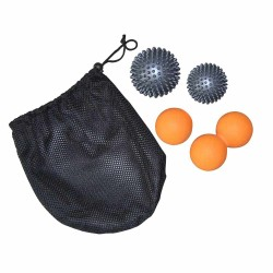 Tunturi Massage Ball 4er Set