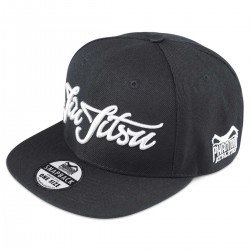 Phantom  Cap Jiu Jitsu Black White