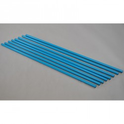 Abverkauf Phoenix Trainingsstangen Set 8Stück 120cm Blau