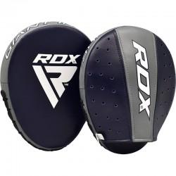 RDX Focus Pads leder blau