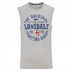 Lonsdale Truro Herren Slim Fit Tank Top