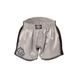 Kwon Evolution  Muay Thai Boxshort silber