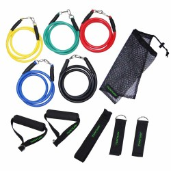 Tunturi Multi Exercise Resistance Tubing Set