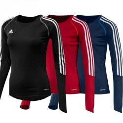 Adidas T12 Team ClimaCool Longsleeve Tee Damen