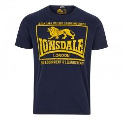 Lonsdale Hounslow Herren T-Shirt Navy