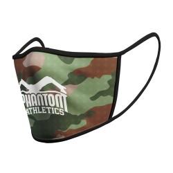 Phantom Athletics Facemask Camo