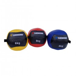 Throwdown Wall Ball 4kg