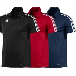 Abverkauf Adidas T12 Team ClimaCool Polo Herren