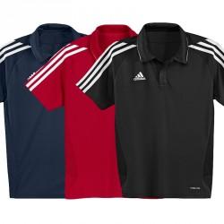 Abverkauf Adidas T12 Team ClimaCool Polo Jugend