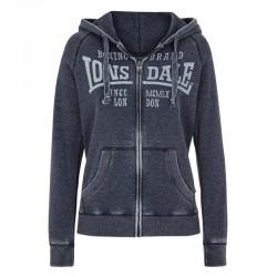 Lonsdale Selby Damen Zipsweater
