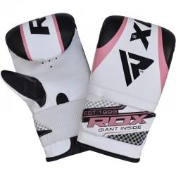 RDX Boxsackhandschuh pink weiss