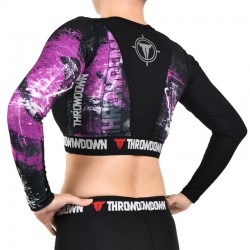 Throwdown Combat Training Top Women