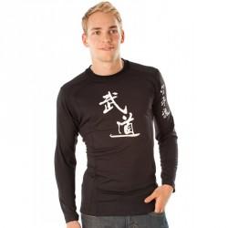 Dax T-Shirt Judoshin LS Schwarz