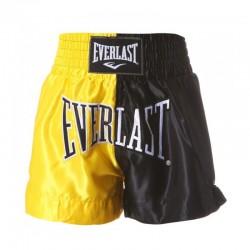 Everlast Thai Boxing Short Men Gold Black EM7
