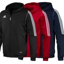 Abverkauf Adidas T12 Team Hoodie Herren