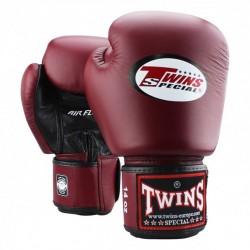 Twins BGVL 3 Air Boxhandschuhe Weinrot