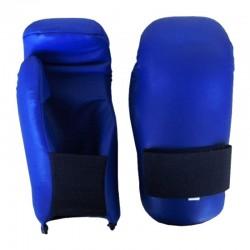 Semi Kontakt Handschützer Open Hand Blau