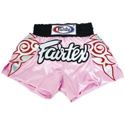 Fairtex Thai Fightshorts Pink BS0636