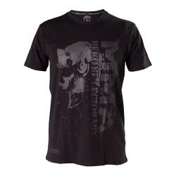 Legion Octagon Become Legionary Shirt Black Grey