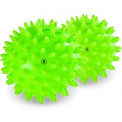 Oliver Noppenball Aufpumpbar 9cm grün