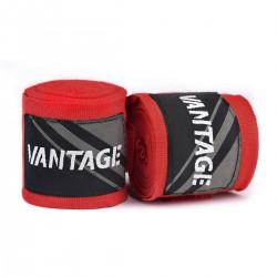 Vantage Combat Boxbandagen Red 450cm