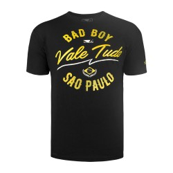 Bad Boy Vale Tudo T-Shirt Black