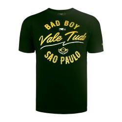 Abverkauf Bad Boy Vale Tudo T-Shirt Green