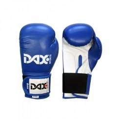 Abverkauf Dax Boxhandschuhe Junior Blau Weiss