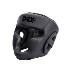Dax Kopfschutz Rebound Sparring Black Line