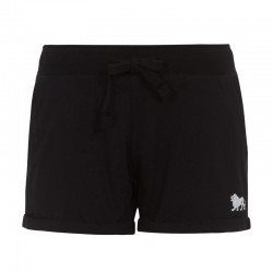 Lonsdale Halkirk Damen Jersey Shorts Black