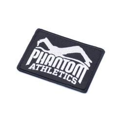 Phantom Logo Patch Black