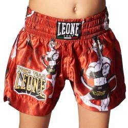 Leone 1947 Junior Thai Shorts Ramon rot