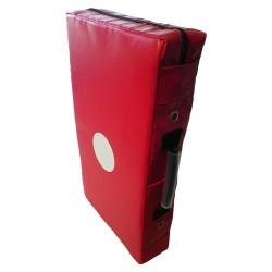 Evolution Trittkissen Rot 55x30x10cm
