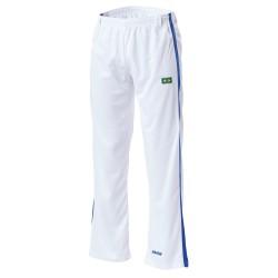 Kwon Capoeira Hose weiss blau