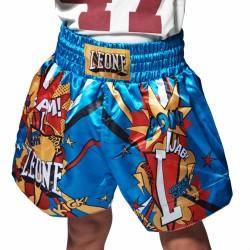 Leone 1947 Junior Thai Shorts Hero hellblau